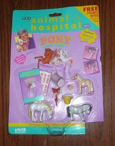Animal Hospital Pony