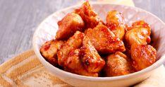 A legegyszerűbb csirkemellet is pikánssá teheted, ha megfelelő mennyiségű és változatos fűszerekkel sütöd. Pretzel Bites, Chicken Wings, Pork, Meat, Ethnic Recipes, Kale Stir Fry, Pork Chops, Buffalo Wings