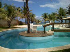 Casa de luxo na Bahia...