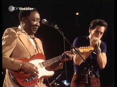Muddy Waters - Live Dortmund, Germany 29/10/1976 - YouTube with pine top Perkins and jerry portnoy