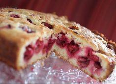 Ciasto z wiśniami <3 Klik w zdjęcie, aby zobaczyć przepis!