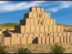 Chogha Zanbil Ziggurat (Temple) - YouTube