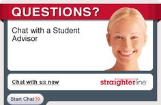 "Love that they have a ""Chat with a Student Advisor"" popup."