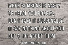 Quotes About Being Nasty. QuotesGram