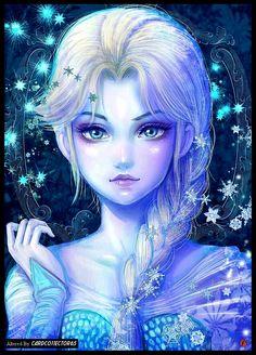 Find the best Elsa Frozen Wallpaper Phone on GetWallpapers. Frozen Disney, Frozen Art, Elsa Frozen, Frozen 2013, Disney Fan Art, Disney Princess Art, Anime Disney, Film Disney, Long Hair Cartoon