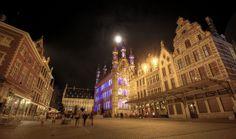 https://flic.kr/p/Q8BhPv | Grote Markt, Christmas, Leuven | IMG_7639_40_41_42_43_44_45_tonemapped_nw3
