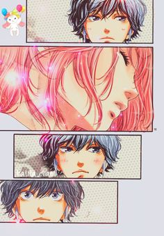 Blue Spring Ride ❤