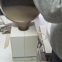 Pottery and Ceramics Tips How To Pour A Mold