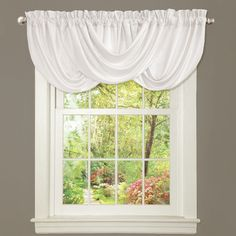 "Special Edition by Lush Decor Lucia 40"" Curtain Valance"