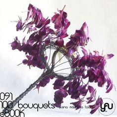 BUCHET cu petale MOV si orhidee #100bouquets #ebook #yauconcept #elenamadalinatoader Hand Bouquet, 1920s Wedding, Ikebana, My Flower, Bridal, Flower Designs, Art Floral, Floral Design, Wedding Bouquets