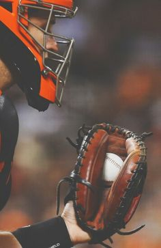 Catcher Buster Posey