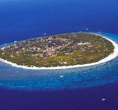 The Balikasag Island in Bohol