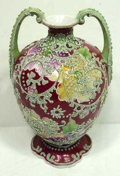 HP Moriage Nippon Vase