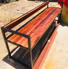 Outdoor Furniture, Outdoor Decor, Bench, Home Decor, Wood, Bricolage, Homemade Home Decor, Benches, Desk
