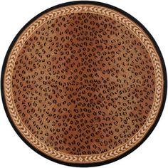 Safavieh Chelsea Doriane Hand Hooked Wool Area Rug, Black