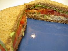 Betty demonstrates how to make a Tarragon Chicken Salad Sandwich. The chicken salad is deliciously flavored with fresh tarragon. Tarragon Chicken, Lettuce Leaves, Salad Sandwich, New Cookbooks, Kitchen Collection, Chicken Salad, How To Cook Chicken, Lunch Ideas, Celery