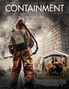 Containment 2015 Horror