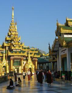 Yagon - Birmania