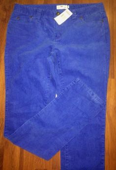 0e359ab1252fb Vineyard Vines Women s Corduroy Pants Size 6 New With Tags