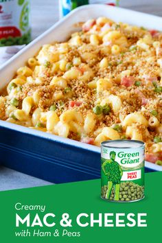 Looking for some kitchen shortcuts? Try using Green Giant® canned veggies in these tasty, simple recipes. Pea Recipes, Entree Recipes, Vegetable Recipes, Italian Recipes, Vegetarian Recipes, Dinner Recipes, Cooking Recipes, Healthy Recipes, Simple Recipes