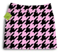 Loudmouth Golf Sweet Tooth ladies golf skort (6) - (reg $75) sale $67.50+fs