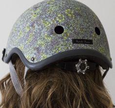 Sawako bike helmets - love!