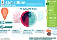 WWF Infographic on climate change