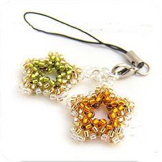 Beading Japaness Kit TOHO Beads Pentagram Gradient Color