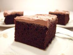 UtenMelk - Crazy sjokoladekake, uten egg og melk