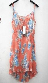 A soft and breasy dress is what yoy need for a relaxing day