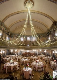 Stunning venue, Wilton's Music Hall in the East End of London, the oldest Music Hall in the world
