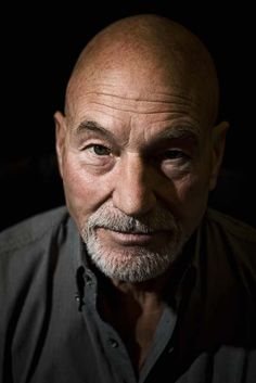 Patrick Stewart Make It So Indeed