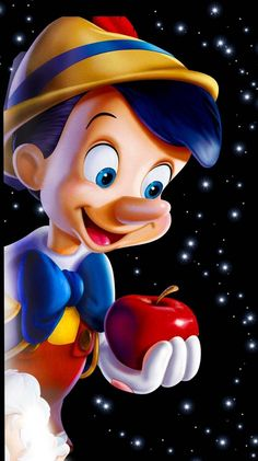 Pinocchio wallpaper by - 21 - Free on ZEDGE™