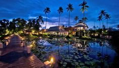 Anantara Phuket Villas: The staff can arrange lots of activities (think elephant trekking and cooking lessons).