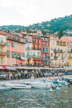The Final Day of the Riviera Rendezvous // Cap D'Ail & Villefranche-Sur-Mer, France Oh The Places You'll Go, Places To Travel, Places To Visit, Travel Diys, Travel Outfits, Travel Guide, Hotel Des Invalides, Loire Valley, Villefranche Sur Mer
