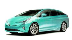 Toyota Prius thế hệ mới: Tiết kiệm xăng hơn cả xe máy