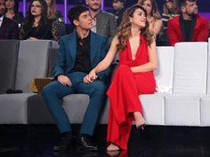 Amaia y Alfred, mimos y más mimos en la gala final de 'OT 2017'