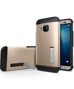Spigen Slim Armor Case HTC One M9 Gold