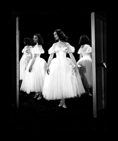 "Vivien Leigh in ""Waterloo Bridge"" 1940"