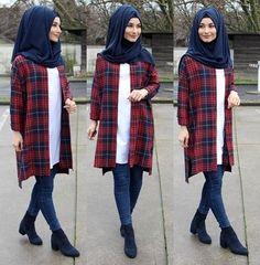 Hijab Fashion Summer, Modest Fashion Hijab, Muslim Fashion, Fashion Outfits, Hijab Style Dress, Hijab Outfit, Dress Outfits, Outfit Look, Stylish Dresses For Girls