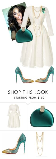 """Sunday Morning"" by cogic-fashion ❤ liked on Polyvore featuring Brock Collection, Reiss, Christian Louboutin and Icepinkim"