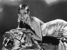 AgentProvocateur JosephineBaker - Sultry American jazz singer Josephine Baker was already a Euro star when war broke out in 1939. A few choice remarks early on earned her friendly relations w/Axis sympathizers. She used her elite status among the enemy to carry invisible ink messages on her sheet music & helped smuggle people to safety. She earned the rank of Lieut. in the FreeFrenchAirForce. She was the 1st American (and woman) awarded France's CroixdeGuerre & Medal of Honor of the…
