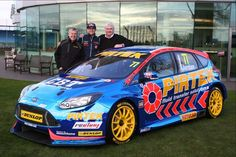 Pirtek Racing and Motorbase Performance unveil 2016 livery