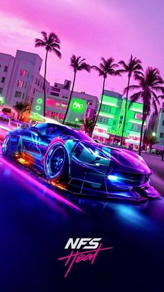 Need for speed heat wallpaper HD phone backgrounds images of cars logo poster art ideas and other Characters to use on iPhone android lock screen Exotic Sports Cars, Cool Sports Cars, Sport Cars, Cool Cars, Hd Phone Backgrounds, Car Iphone Wallpaper, Nike Wallpaper, Galaxy Wallpaper, Best Gaming Wallpapers