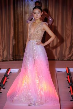 Yanina dress from the runway Prom Dresses, Formal Dresses, Summer Collection, Runway, Spring Summer, Design Inspiration, Fashion, Formal Gowns, Cat Walk