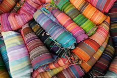moroccan colours by pepe peralta, via Flickr