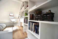 Modern Loft in Camden, Featured, Room, House, Garden