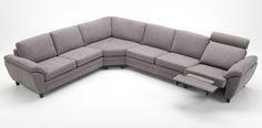 modulsofa - HJORT KNUDSEN AS - Multibygg - Møbelringen Recliner, Couch, Lights, Living Room, Room Ideas, Furniture, Home Decor, Home, Chair
