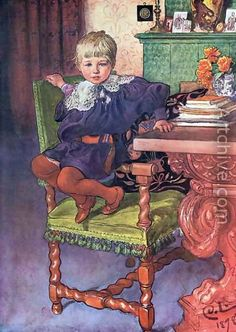 Carl Larsson (1859-1928): Gosta