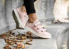 adidas Stan Smith OP CF W (Vapour Pink / Vapour Pink / Off White)